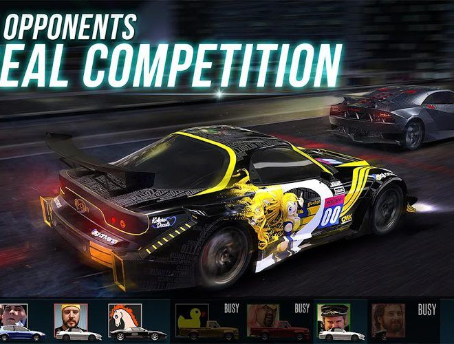 إلعب Racing Rivals on PC 4