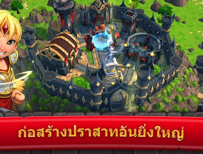 เล่น Royal Revolt 2: Tower Defense on pc 6