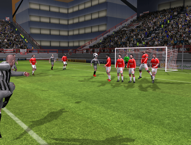 เล่น Dream League Soccer 2016 on pc 7