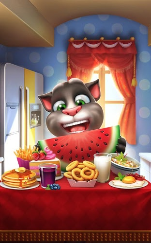 Gioca Talking Tom sul tuo PC 11