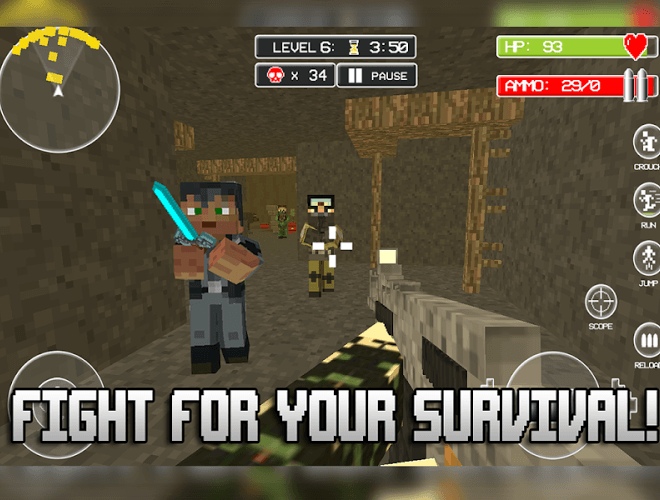 Play The Survival Hunter Games 2 on PC 8