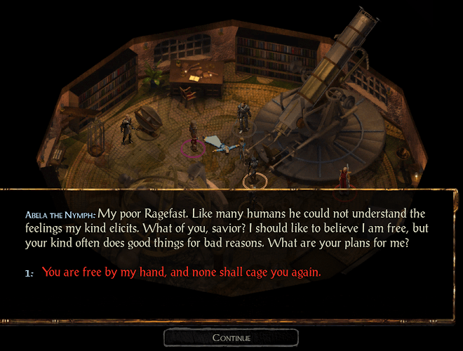 Play Baldur's Gate on PC 18