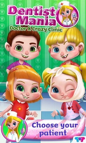 Play Dentist Mania: Doctor X Clinic on pc 7