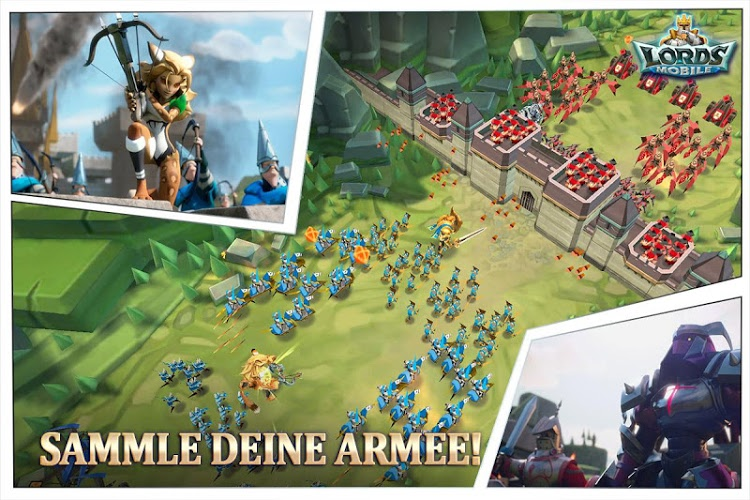 Spiele Lords Mobile auf PC 16