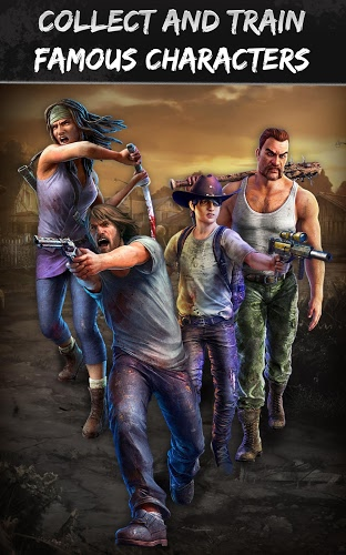 Play The Walking Dead: Road to Survival on PC 15