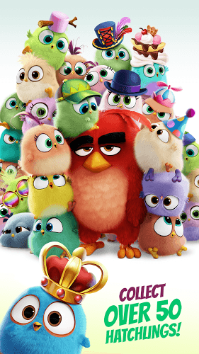 Play Angry Birds Match on PC 3