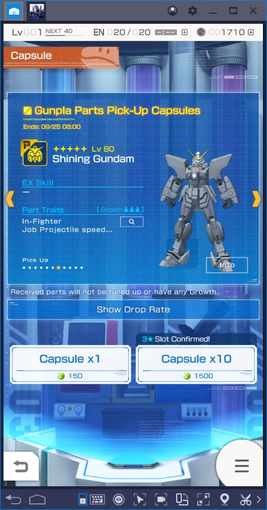 Gundam Battle: Gunpla Warfare Game Review