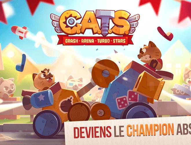 Jouez à  CATS: Crash Arena Turbo Stars sur PC 13