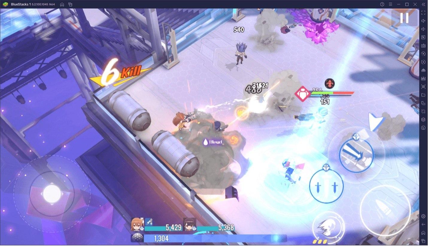 Girl Cafe Gun на ПК – Оптимизируем игру с помощью BlueStacks
