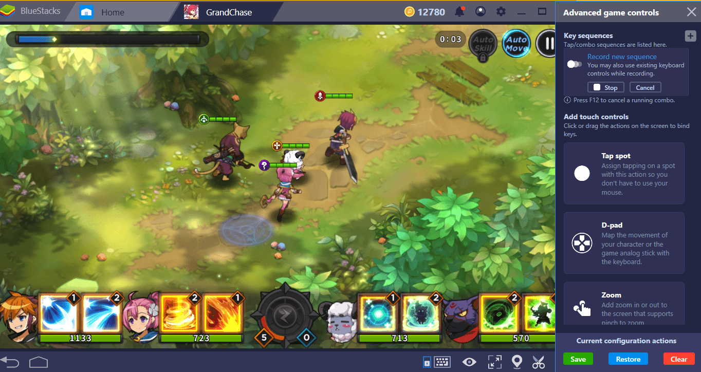 BlueStacks GrandChase Tips: Always Bring Your Best Game To Elyos