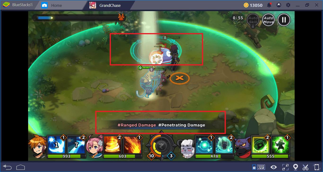 GrandChase Battle System Guide