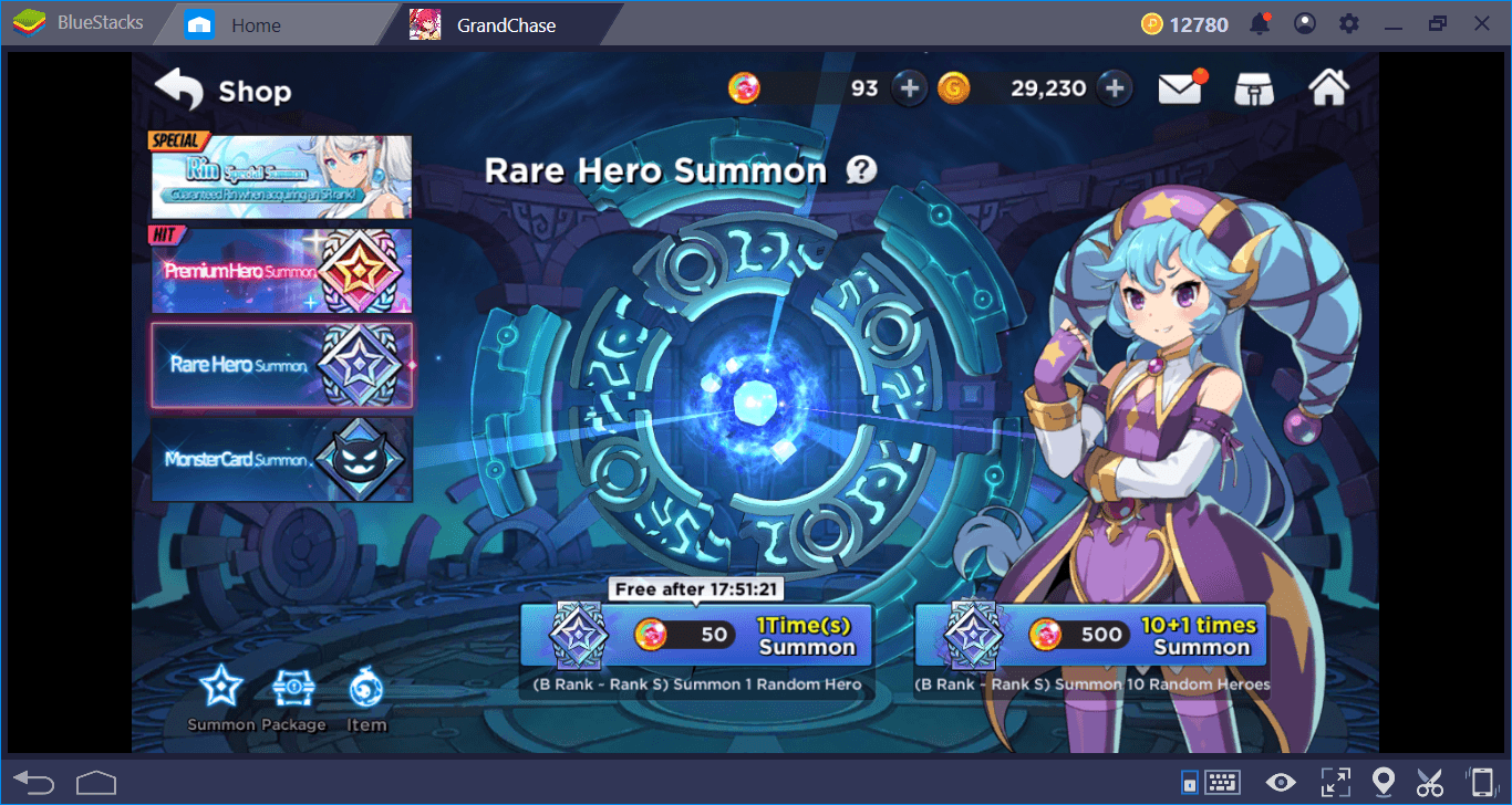 GrandChase Heroes & Summoning Guide