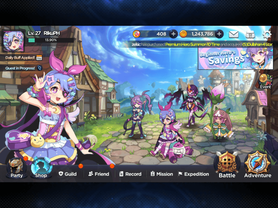 GrandChase Saga Returns: First Look At GrandChase – Dimensional Chaser