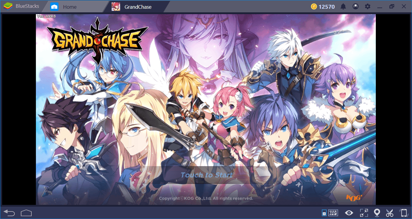 Let's Play GrandChase: The Complete Review and Beginner's Guide