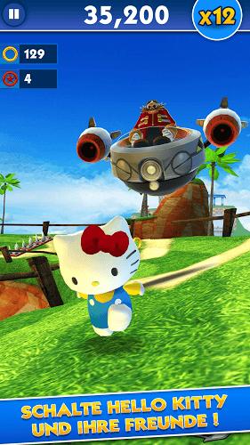 Spiele Sonic Dash auf PC 3