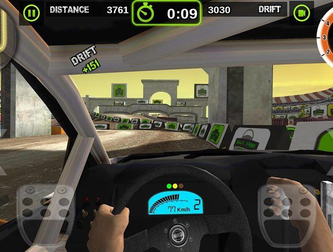 Играй Rally Racer Dirt on PC 9