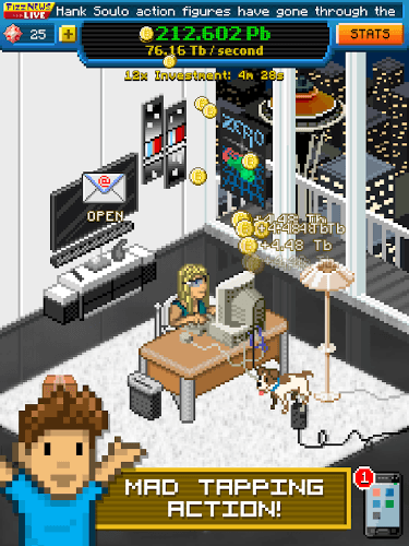 เล่น Bitcoin Billionaire on PC 22