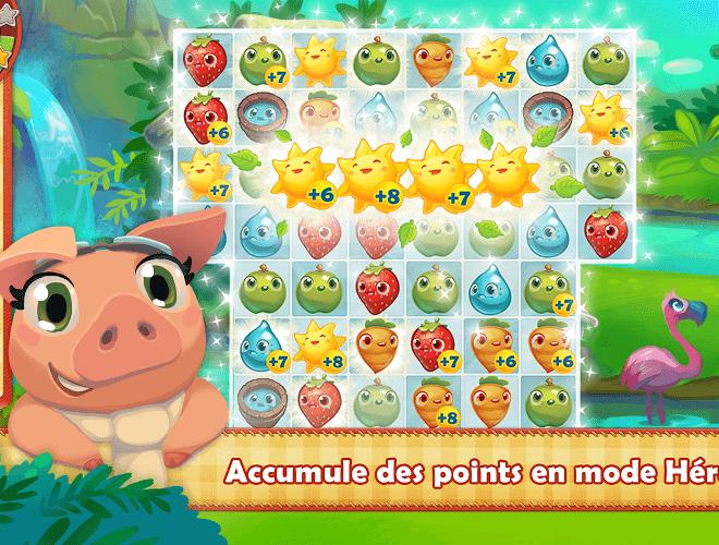 Jouez à  Farm Heroes sur PC 9