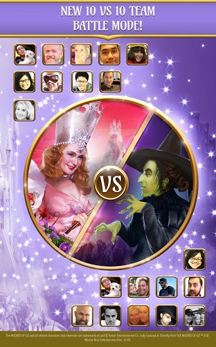 Play Wizard of Oz: Magic Match on PC 9