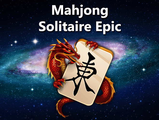 Play Mahjong Solitaire Epic on PC 5
