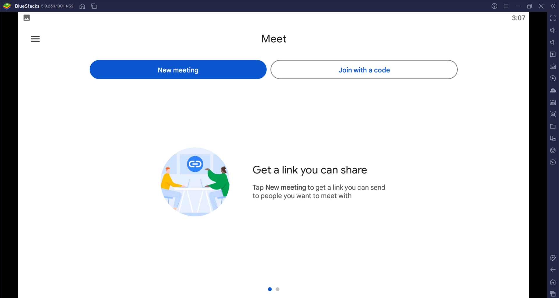 How to Download Google Meet on your PC