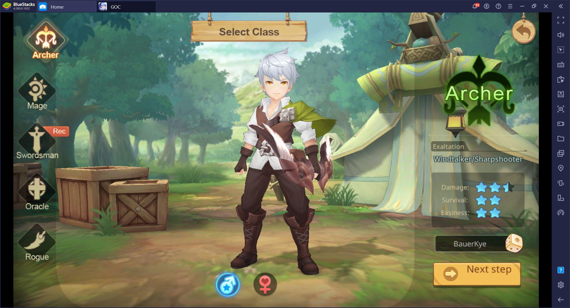 Guardians of Cloudia Kahraman Sınıfları Rehberi