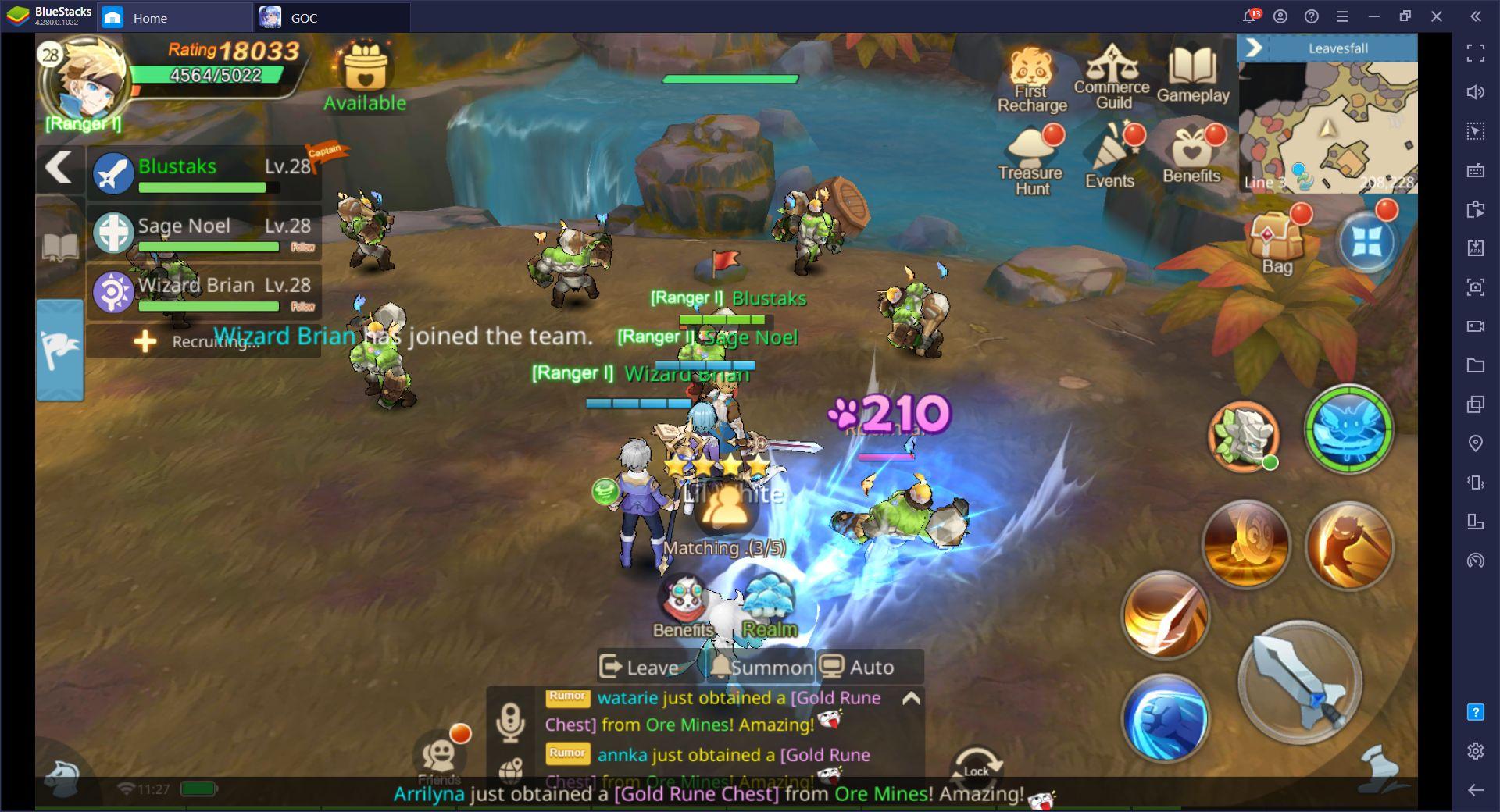 Guardians of Cloudia – Son Seviyeye İlk Ulaşan Siz Olun