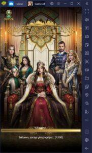 Game of Sultans İpuçları: Yeni Başlayanlar İçin