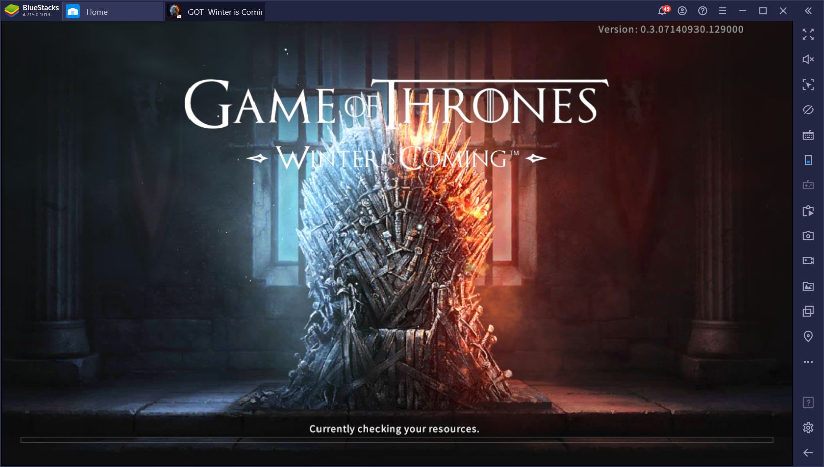GOT: Winter is Coming M – Mengintip Game Strategi yang Segera Tiba