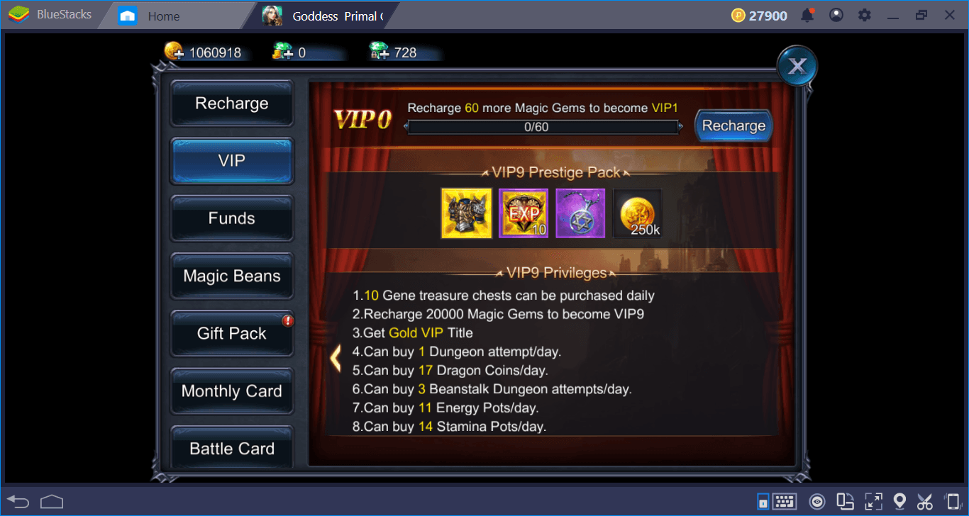 Fast Leveling In Goddess Primal Chaos: How To Gain XP Points Efficiently