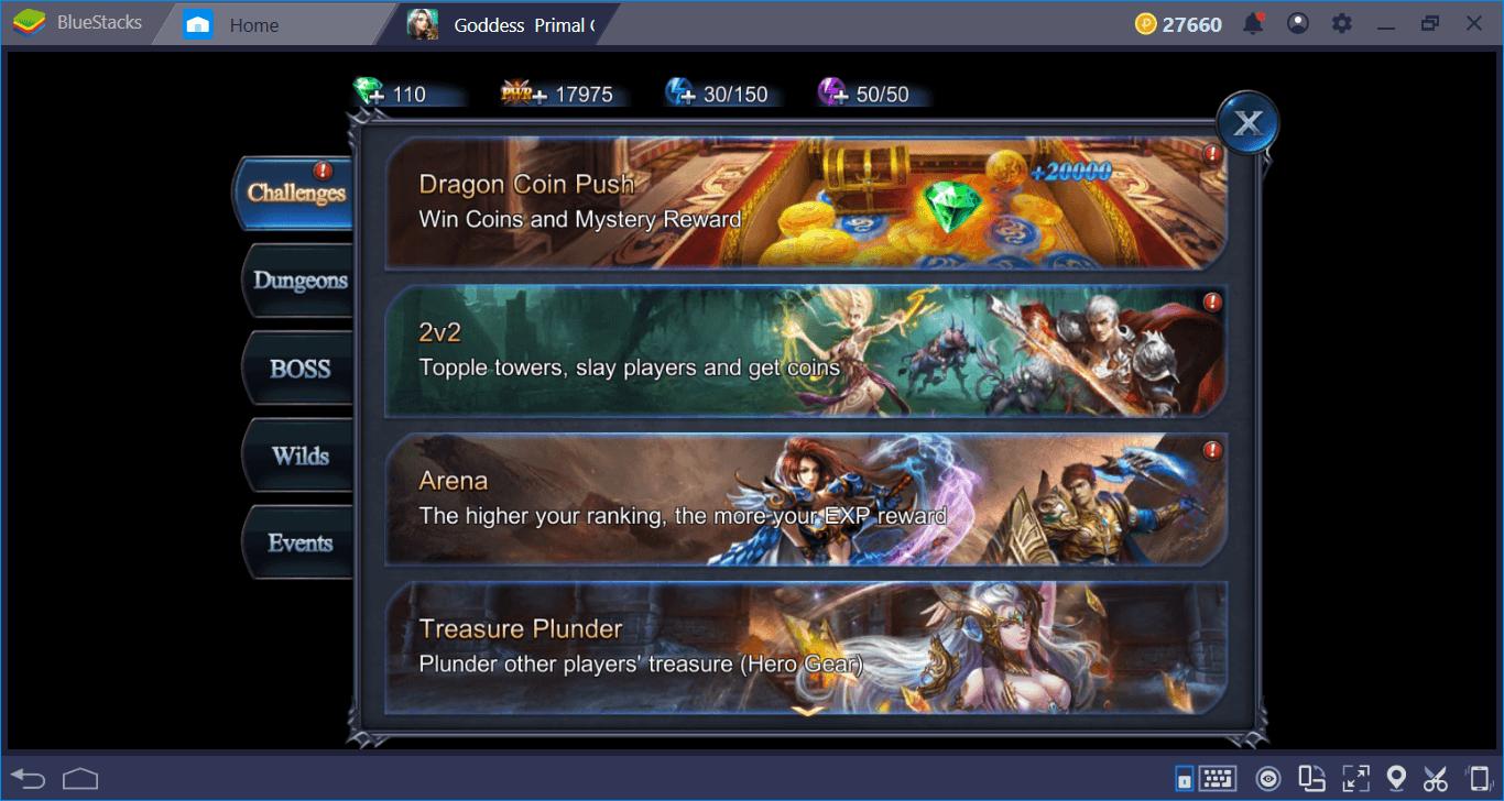 Goddess Primal Chaos: Classic ARPG Fun