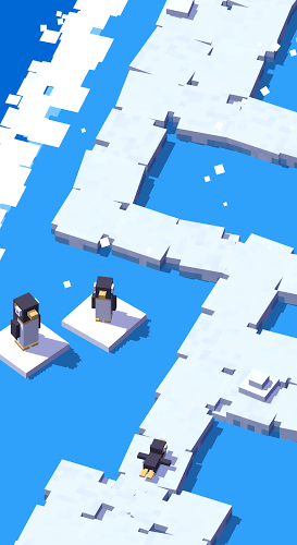 เล่น Crossy Road on PC 5