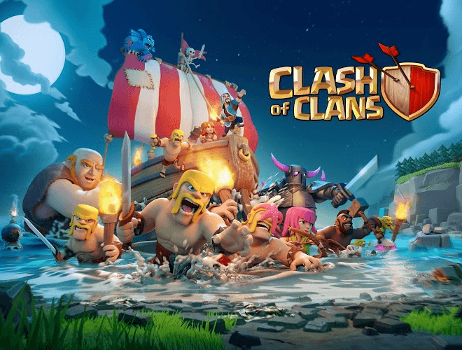 เล่น Clash of Clans on PC 2