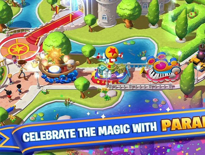 Play Disney Magic Kingdoms on PC 12