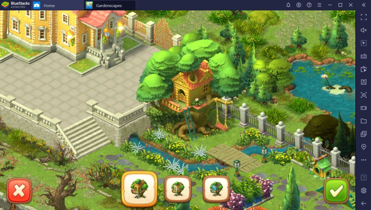 Trucs et astuces pour s'améliorer dans Gardenscapes