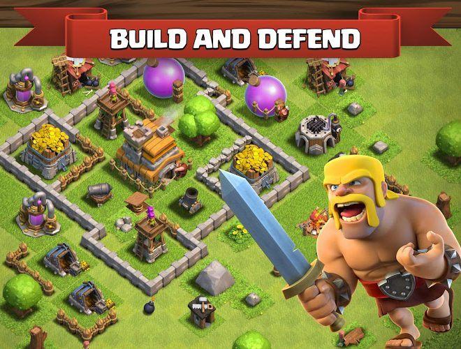 Main Clash of Clans on PC 11