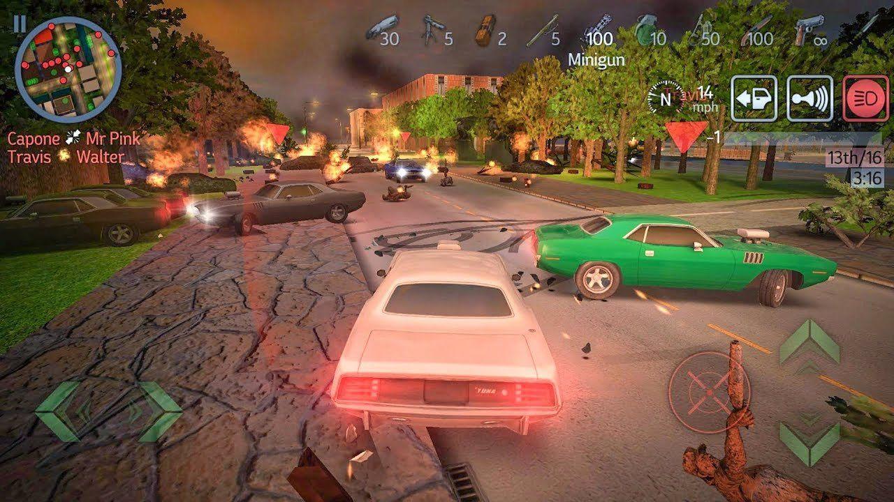 Le Top 7 des Jeux Android Similaires à GTA 5 Jouables avec BlueStacks 5