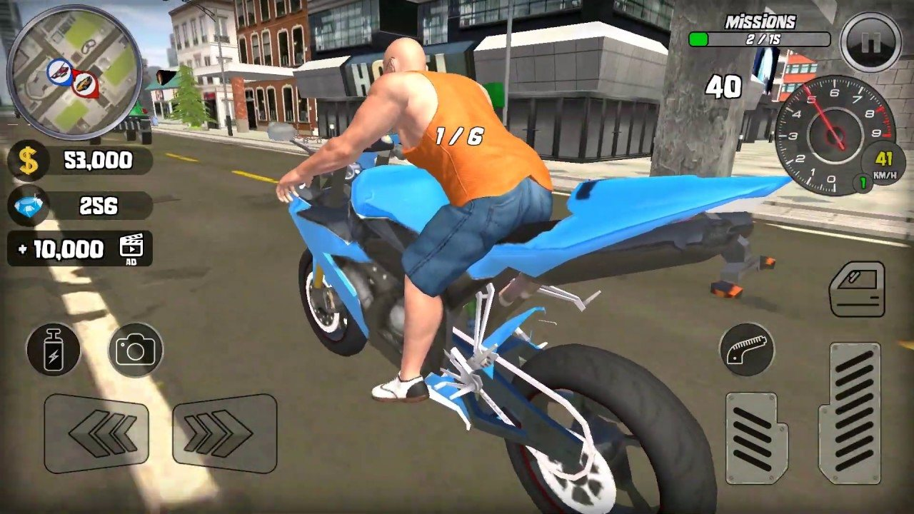 Top 7 Android Games Like GTA 5 To Play With BlueStacks 5