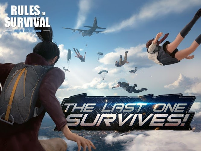Jogue Rules of Survival para PC 8