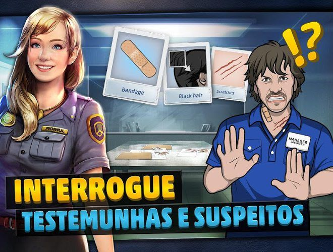 Jogue Criminal Case para PC 11