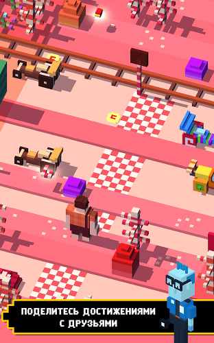 Играй Disney Crossy Road На ПК 11