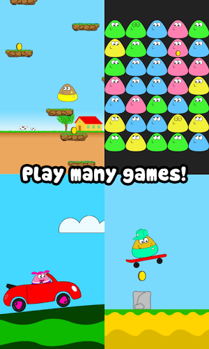 Play Pou on PC 4