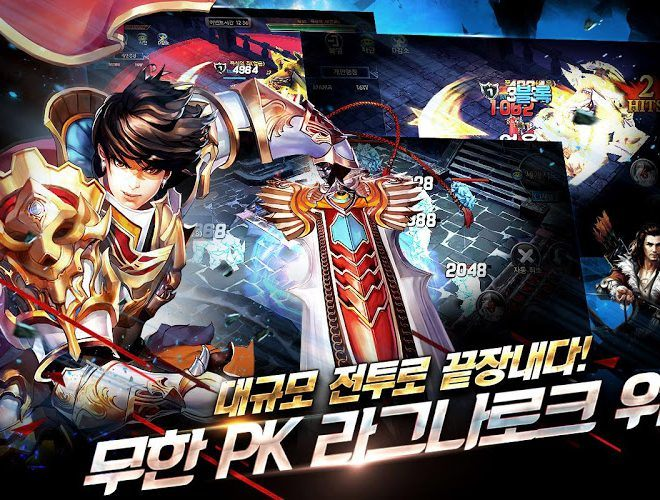 즐겨보세요 Crasher: the god of battle on PC 13