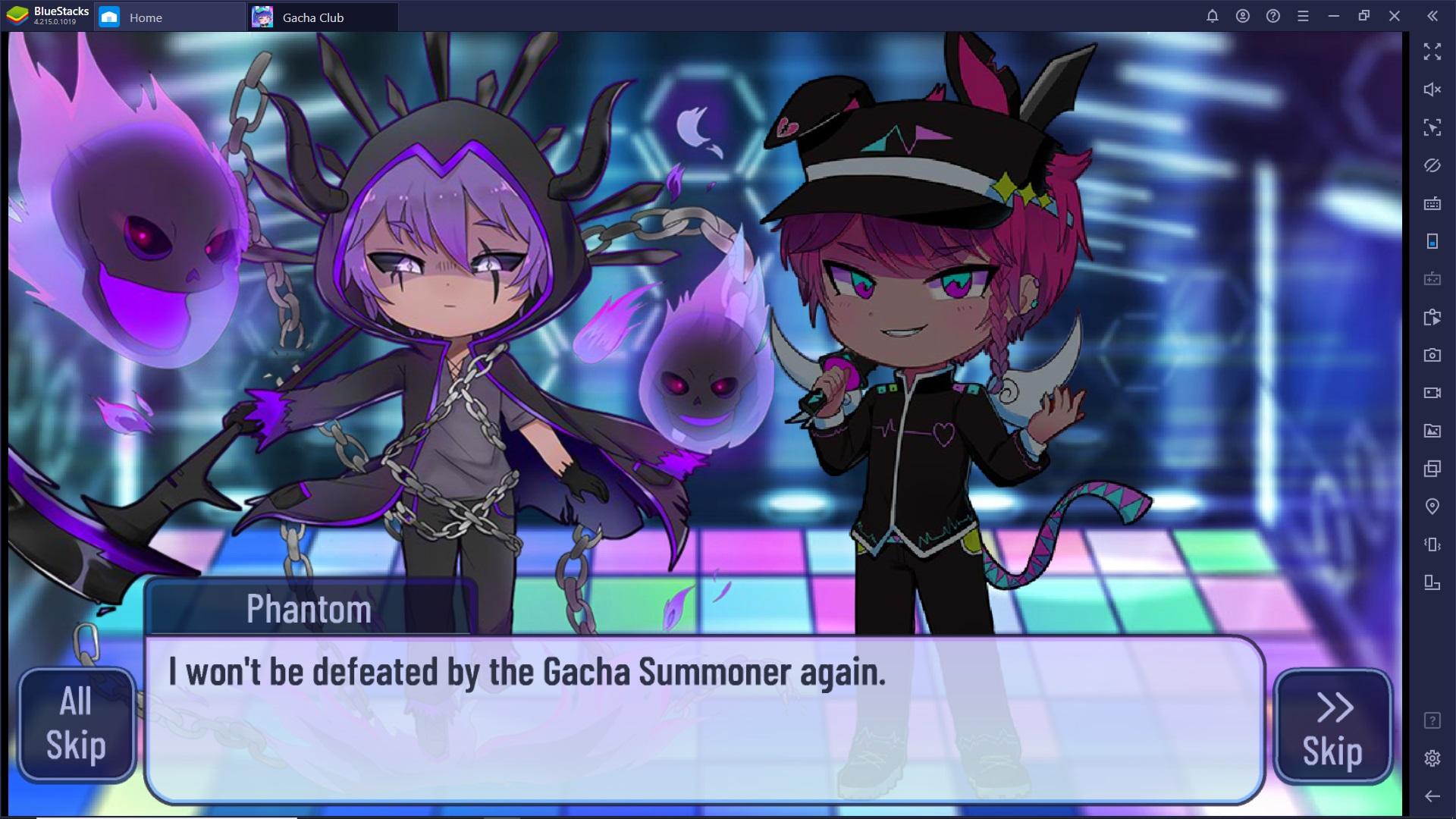 Gacha Club – Introduzione per i nuovi giocatori