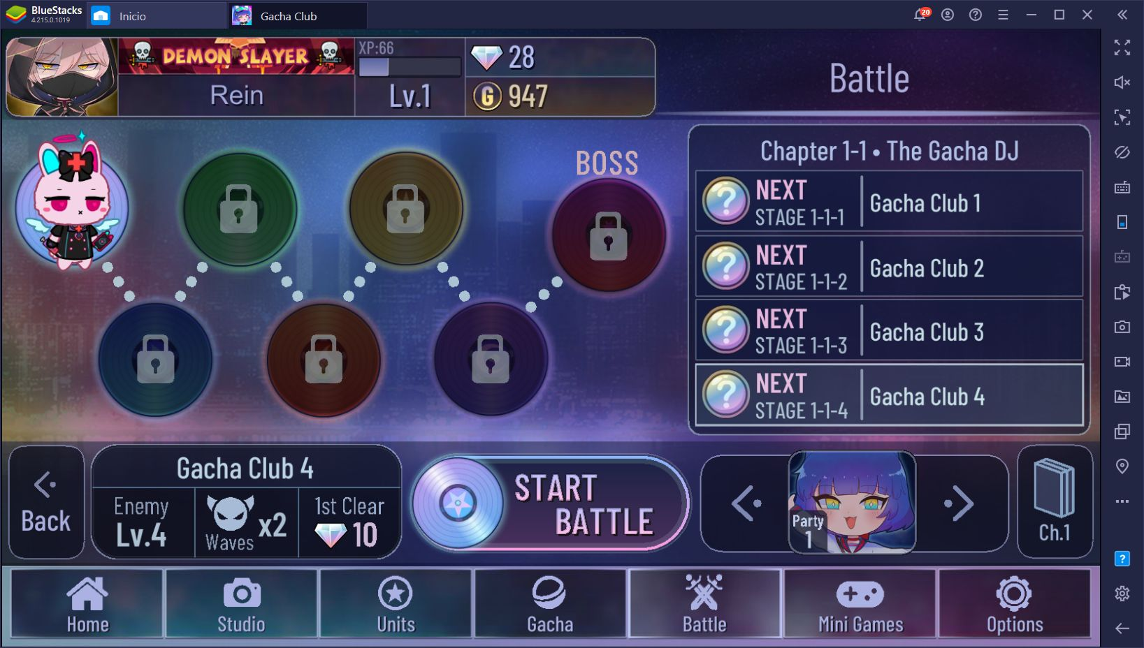 Gacha Club - All the New Features and Elements
