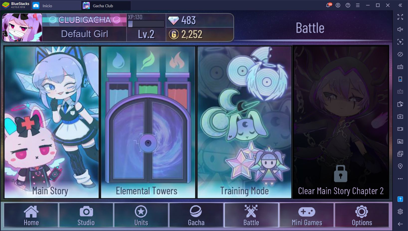 Gacha Club - Tips and Tricks for Farming and Combat