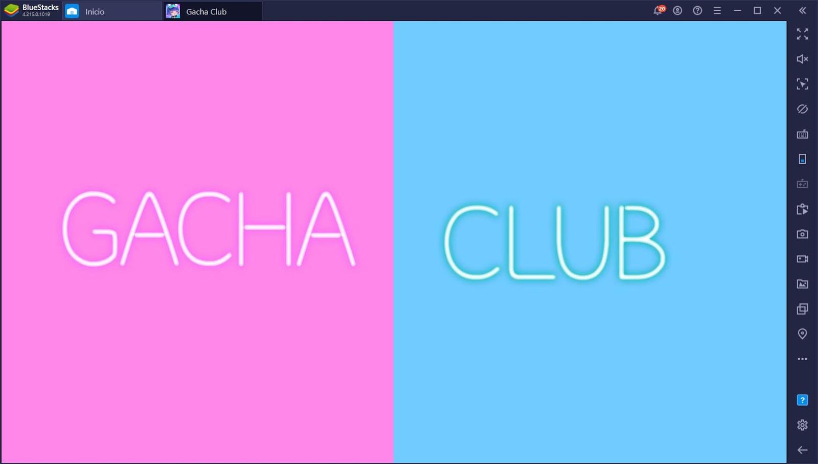 Gacha Club. 5 советов для новичков