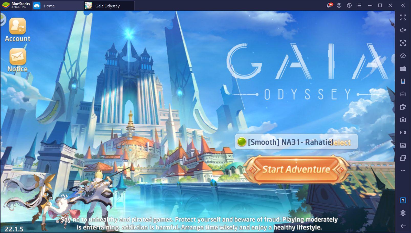 Gaia Odyssey – Welche Klasse ist die beste für deinen Spielstil?