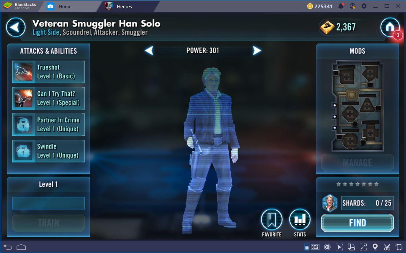 Starter Guide for Star Wars: Galaxy of Heroes
