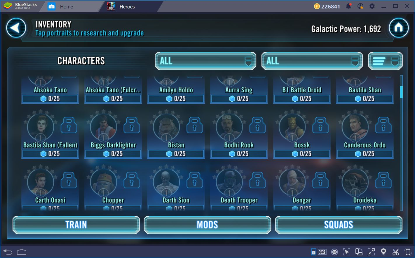 The 5 Best Leaders in Star Wars: Galaxy of Heroes